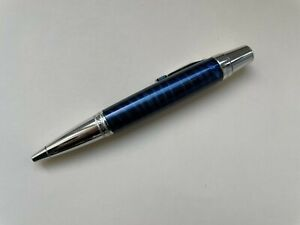 MONTBLANC BOHEME PASO DOBLE BLUE BALLPOINT