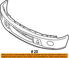FORD OEM 10-14 F-150 Front Lower Bumper-Spoiler Chin Lip AL3Z17626AA