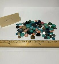 New listing 139 Vintage Plastic Buttons Craft Sewing Lot #5