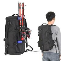 Fishing Tackle Backpack Day Tripper Large Fishing Bag Waterproof Outdoors