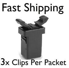 3 x LIDL nera plastica Aldi RIFIUTI cassetto della spazzatura COPERCHIO CHIUSURA