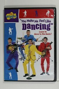 The Wiggles - You Make Me Feel Like Dancing  Region 1 - Preowned (D870)