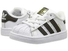 72a7834748fe3 Adidas Superstar I BB9076 White Black Infant Toddler Baby Girls Boys Shoes  Sizes