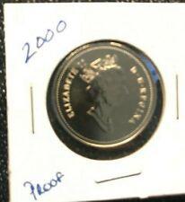 Canada 2000 Proof Like Fifty Cent Piece!! Excellent shape