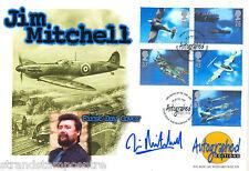 1997 architetti dell' aria-Westminster AUTOGRAFATO EDIZIONI DI firmato Mitchell
