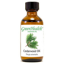 2 fl oz Cedarwood (Chinese) Essential Oil (100% Pure & Natural) - GreenHealth
