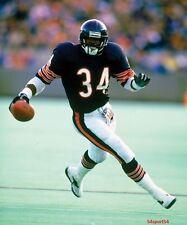 Walter Payton Chicago Bears NFL Football Player Glossy 8 x 10 Photo
