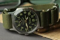Pobeda men's watch Soviet Afghan War 'Operation STORM-333 Tajbeg' + New Strap