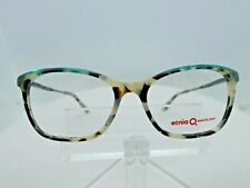 2ad4b32ba16 Etnia Barcelona Regina (TQHV) Turquoise  Havana 52 x 17 135 Eyeglass Frames