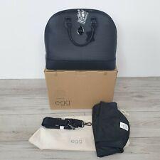 **NEW EGG JURASSIC BLACK ** stroller pushchair pram Black  luxury changing bag