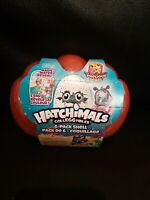 1 x BRAND NEW 6 PACK SHELL HATCHIMALS MAGIC WATER REVEAL