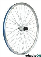 QR 650b 27.5 inch wheelsON Rear Wheel 8/9/10 Speed Cassette 36H Silver Rim Brake