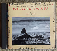 Steve Roach / Kevin Braheny – Western Spaces - CD Label: Fortuna Record