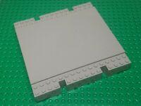 Lego Baseplate Raised Platform 16x16x2&1/3 Flat [2617] Original Grey x1