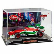 Disney Store Cars 2 Die Cast Collector Case Francesco Bernoulli 1:43 Scale NEW