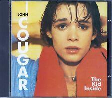 John Cougar: the Kid Inside/CD (Castle CLC 5006) - NEUF