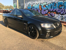 holden commodore ute ve series 2 z series thunder sv6 2013 6 speed manual v6