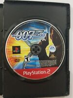 James Bond 007 Agent Under Fire PS2 Game Disc No Manual Playstation 2