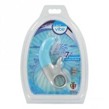 Trinity Vibes Finger Loop G-Spot Vibe Vibrator Waterproof 7 Vibrations | Blue