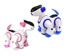 Childrens I Robot Puppy Dog With Flashing Light & Sound Walks  Runs Barks Dances