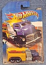2011 Hot Wheels #234 Video Game Heroes Series 12of22 Fast Gassin' Blue/Yellow 5s
