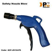 Blue Pistol Grip Blow Gun with Safety Nozzel  004