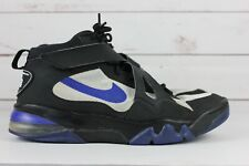 05d0cb417e0 Nike Air Force Max CB 2 Hyperfuse Men s Size 10 Black Barkley 616761-001