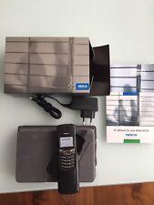 Nokia 8910i - Schwarz (Ohne Simlock) Handy