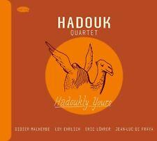 HADOUK QUARTET - HADOUKLY YOURS  CD NEU