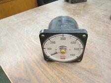FPE AC Voltmeter B9050TP Range: 0-600V Used