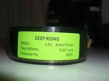 DEEP RISING (1998) 35mm Movie Trailer Film Treat Williams Famke Janssen Horror