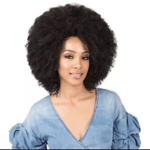 afro kinky wig