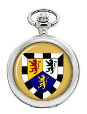 Montgomeryshire (Wales) Pocket Watch