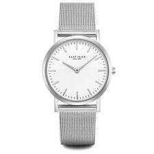 Eastside Armband-Uhr Damen East Village Edelstahl silber Damen Uhren Damenuhr
