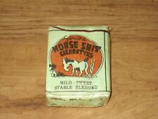 1950's Horse Shit Cigarettes Novelty Package-Non Tobacco Product