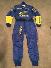 Subaru (Phil Mills) Rally Car Race Suit Overalls