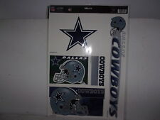 WinCraft Sports Ultra Removable/Reusable Decals - Dallas Cowboys - New