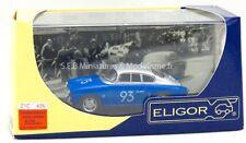 RENAULT ALPINE REDELE SPECIALE MILLE MIGLIA  N°93 1955 LIMITE 528pcs 1/43 ELIGOR