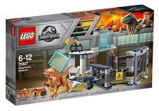 LEGO 75927 Jurassic World Stygimoloch Breakout  7-12 .