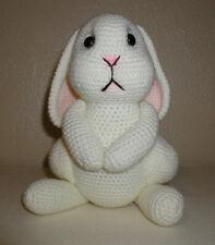 Amigurumi Bunny - Hand Crochet