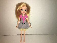 """New listing Moxie Girlz Avery Friends With Pet Doll 10"""" in Mouse Jumper (Doll only)"""