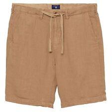 Linen Casual Men's Shorts