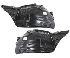 New Set of 2 Front Splash Shield Fender Liner-LH & RH Side For Nissan 350Z, Pair