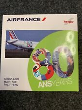 herpa wings 1:500 Air France A320 F-HEPG 80 Jahre