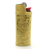 1 Pcs Metal Lighter Case Cover Holder Collection Luxury Gift For Lighter BIC J5