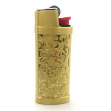 1 Pcs Metal Lighter Case Cover Holder Collection Luxury Gift For Lighter BIC J5