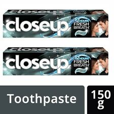 Closeup Deep Action Eucalyptus Wave Gel Toothpaste 150 gm x 2 pack,Free shipping