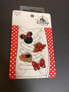 Disney Minnie Mouse Shoelace Charm