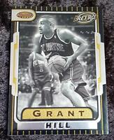 1996-97 BOWMAN'S BEST RETRO TB5 GRANT HILL PISTONS BASKETBALL CARD​​​