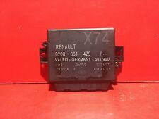 RENAULT LAGUNA 2 CALCULATEUR RADAR RECUL REF 8200361429